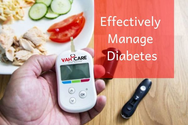 Diabetes and its managment effectively at home