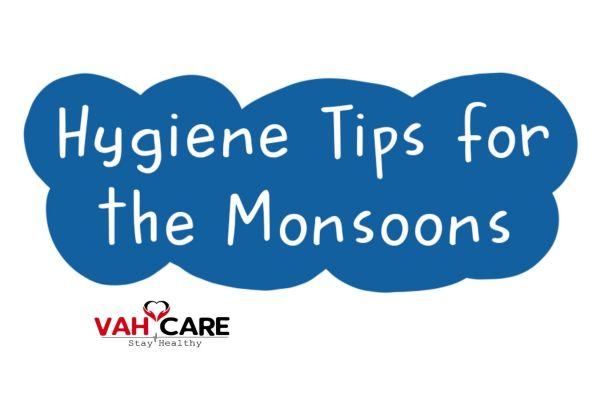 Monsoon Health Tips to help you stay healthy