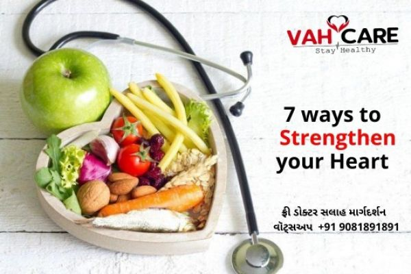 Strengthen your Heart to avoid Heart disease