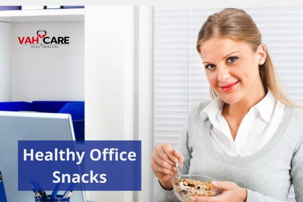 Why You Should Focus on Improving Healthy Office Snack
